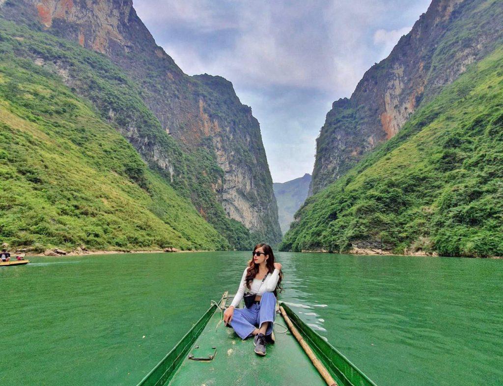 Sông Nho Quế - vẻ đẹp vượt thời gian bên núi đá Hà Giang ⋆ FLC Travel & Event - Sự lựa chọn tốt nhất trong hành trình của bạn